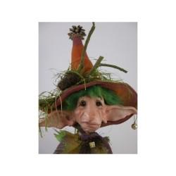 Fairy of Pumpkins G - sitting