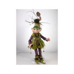 Iride violet - sitting