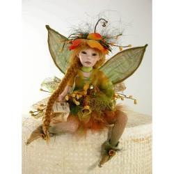 Raffaella sitting